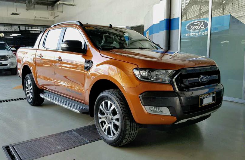 pre owned 2016 ford ranger wildtrak 4wd carsforsale almost brand new must buy at auto trade. Black Bedroom Furniture Sets. Home Design Ideas