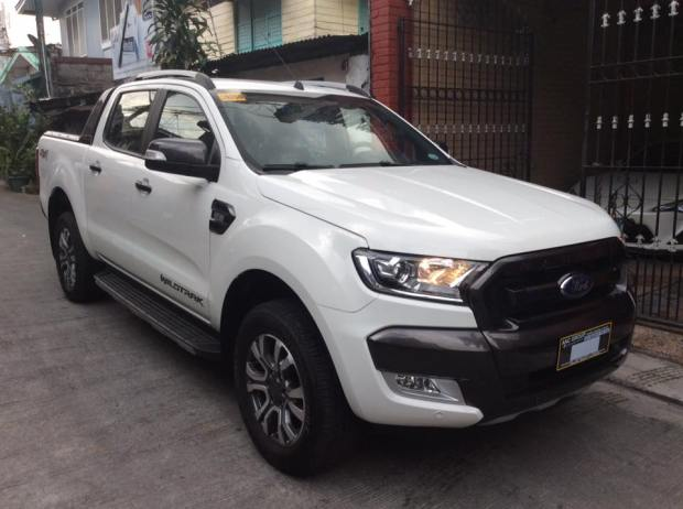 like new demo vehicle 2016 ford ranger wildtrak 4wd at auto trade philippines rush sale call. Black Bedroom Furniture Sets. Home Design Ideas