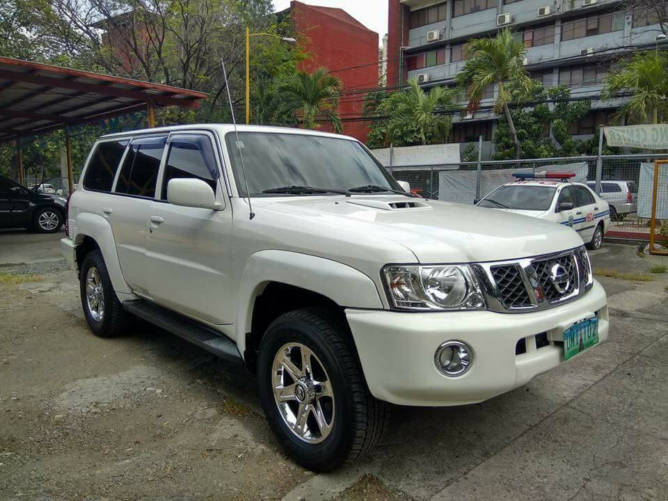 Nissan Patrol 2019 >> First Owned Casa Maintained 2012 Nissan Patrol Super Safari 4xPRO Factory Leather Seats All ...